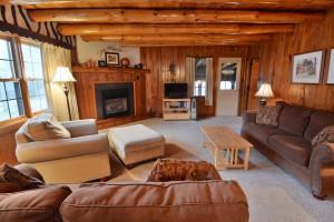 log wisconsin cabins ridge slide rustic in cabin baraboo resorts main